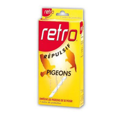 anti pigeon balcon castorama