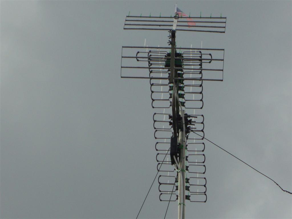 anti pigeon pour antenne tv