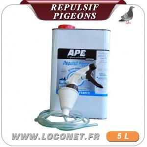 anti pigeon repulsif