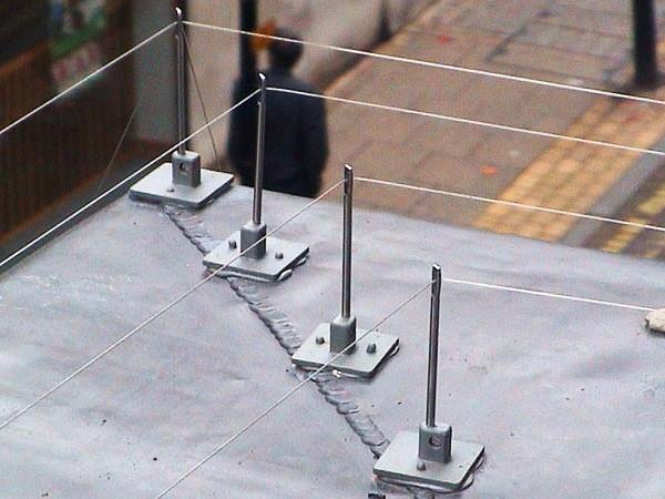anti pigeon wire uk