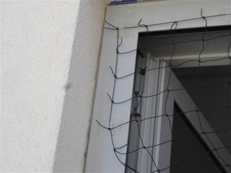 comment installer un filet anti pigeon