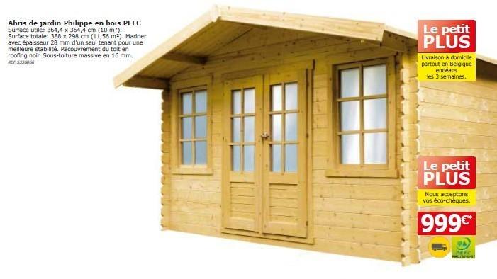 Pic anti pigeon brico plan it - Brico cabane de jardin ...