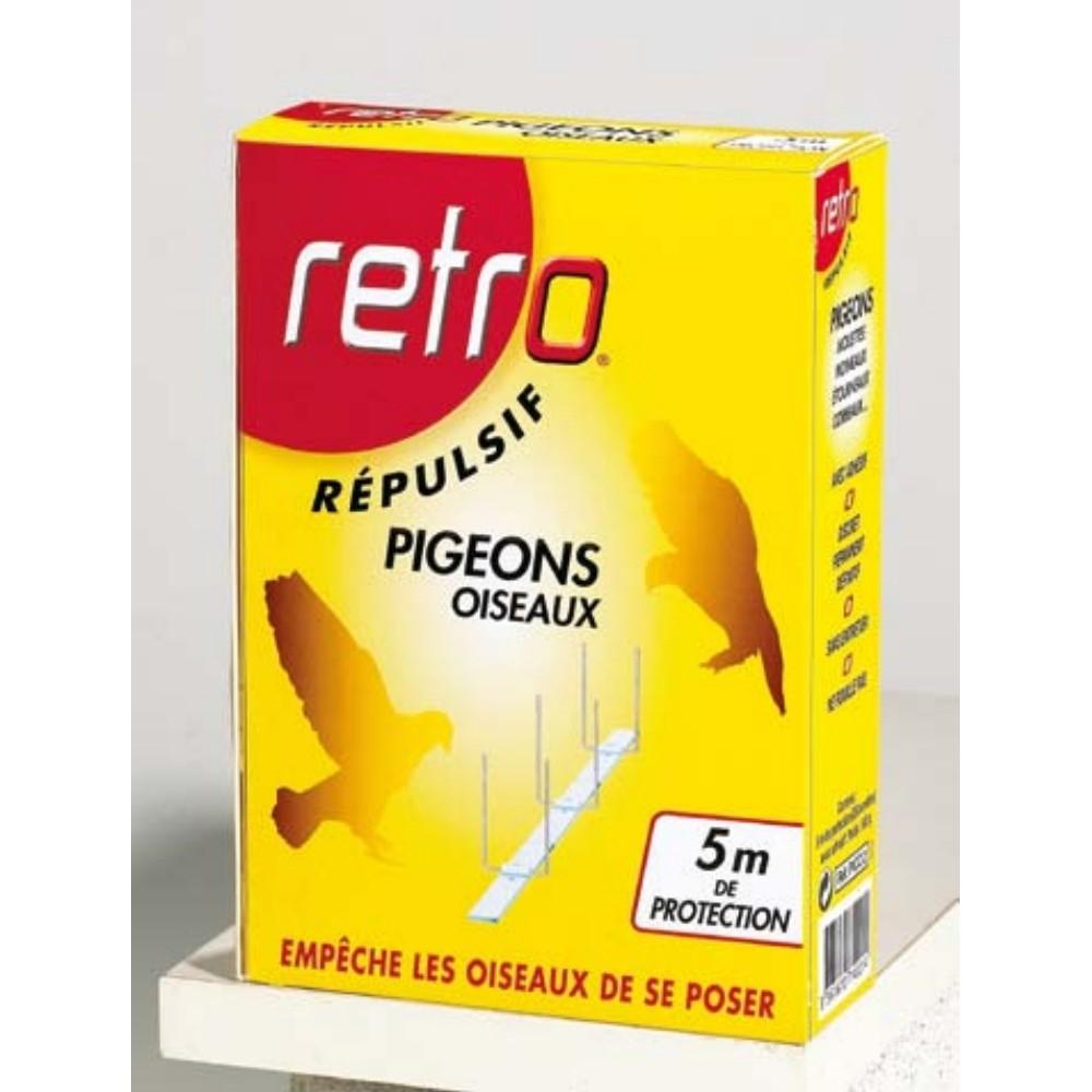 pic anti pigeon bricorama
