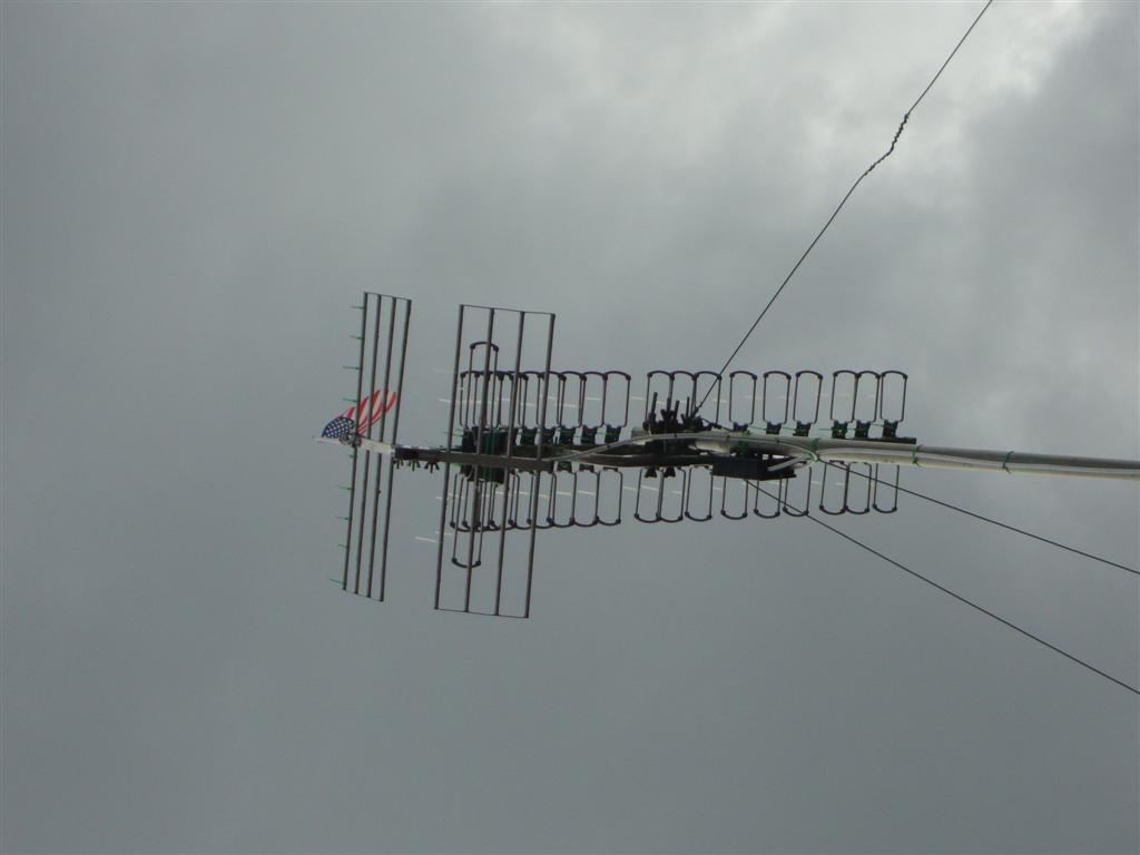 pic anti pigeon pour antenne