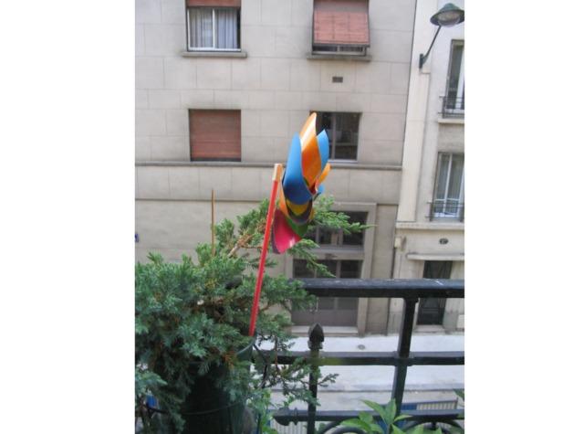 piege pigeon balcon