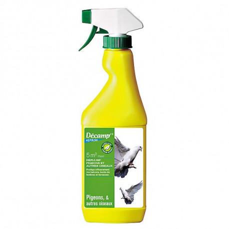 repulsif pigeon agricole