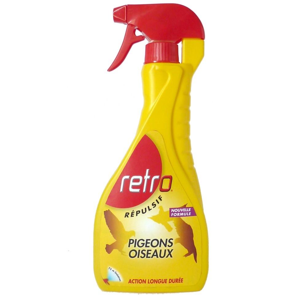 repulsif pigeon spray
