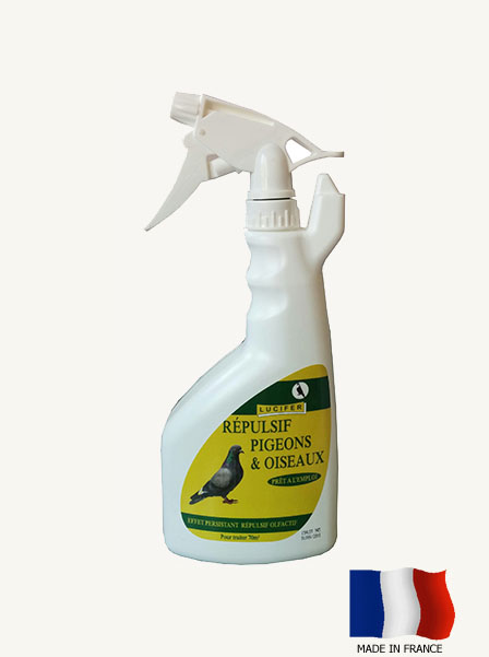 repulsif pigeon suisse