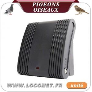 ultrason contre pigeon