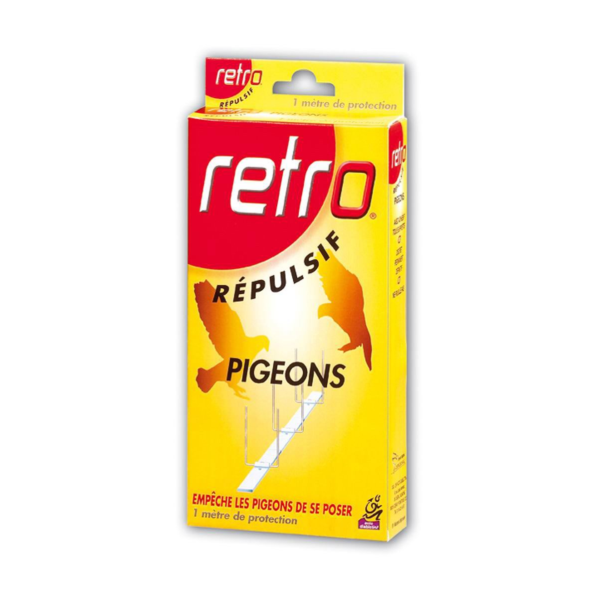 ultrason pigeon retro