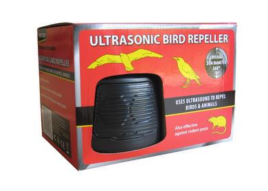 ultrasonic pigeon repeller