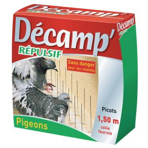 anti pigeon bricorama