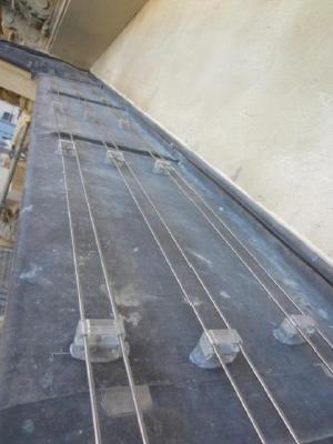 anti pigeon electrique