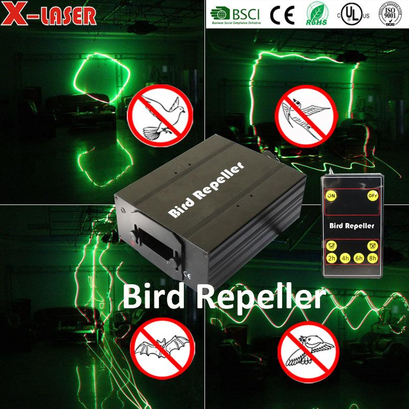 anti pigeon laser