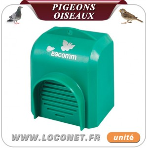 boitiers a ultrasons pigeons