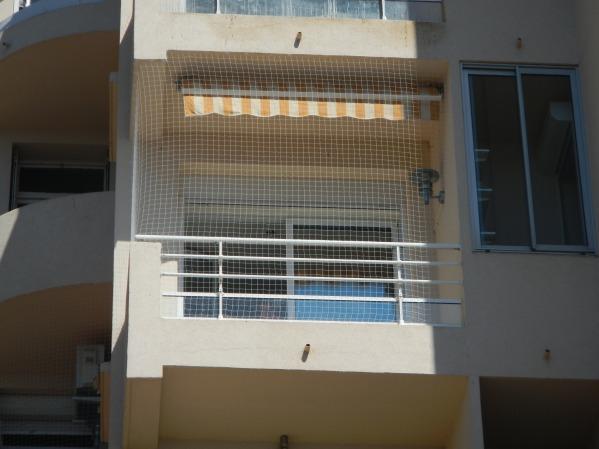 filet anti-pigeon pour balcon