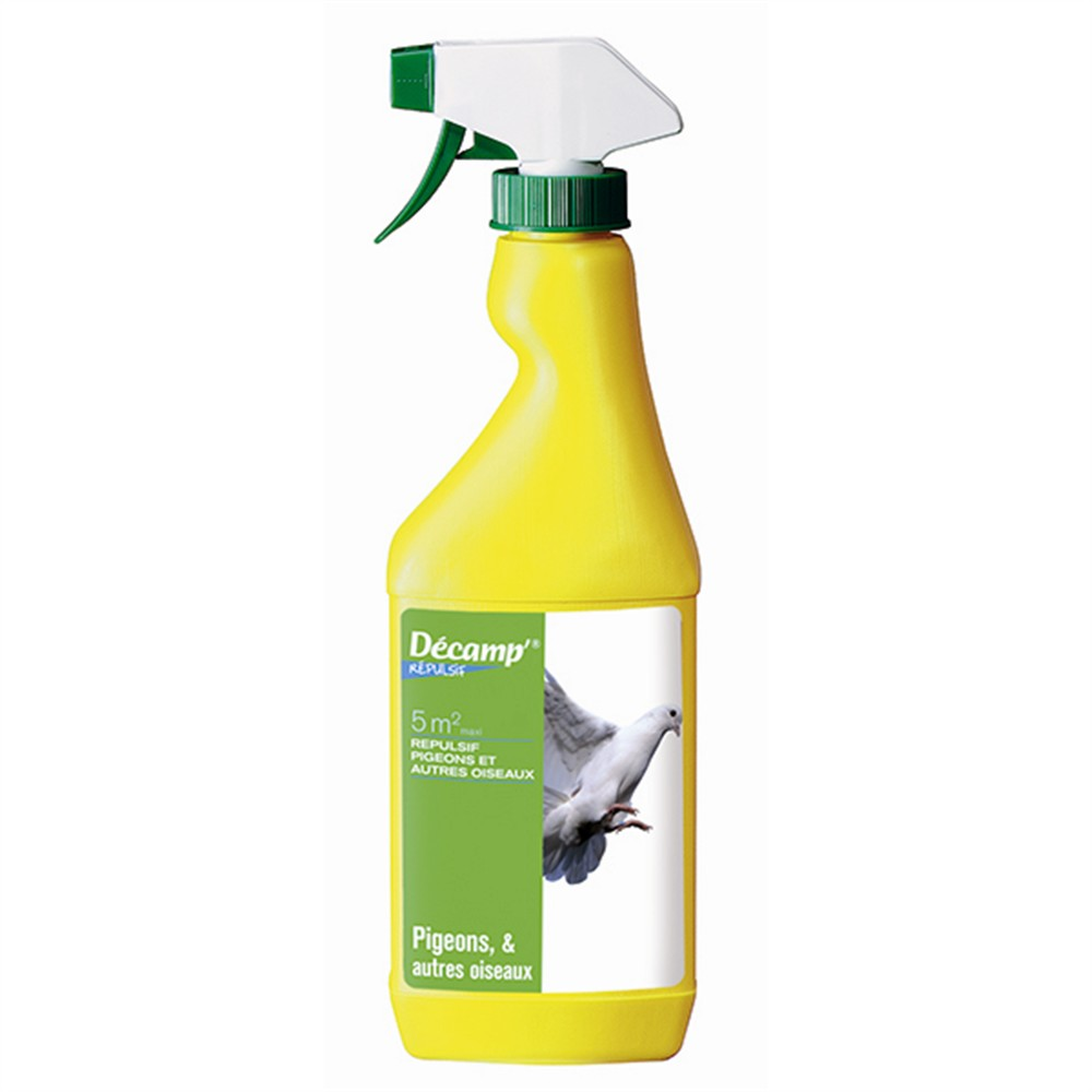 repulsif pigeon botanic