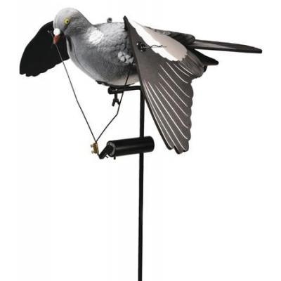 repulsif pigeon electrique